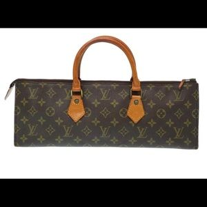 Authentic Louis Vuitton Sac Triangle